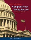 Congressional Voting Record cover