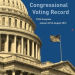 FINAL Congressional Voting Record 2013-2014-cover